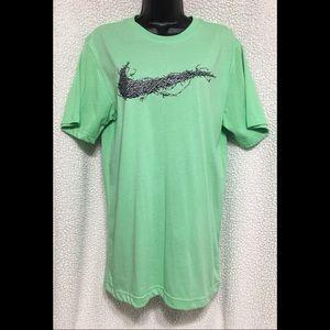 Nike short sleeve Dri Fit shirt